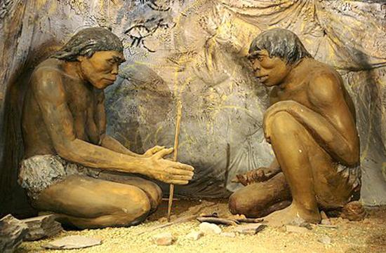 Жилье древних людей