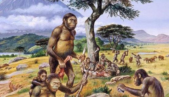 Пища древних людей