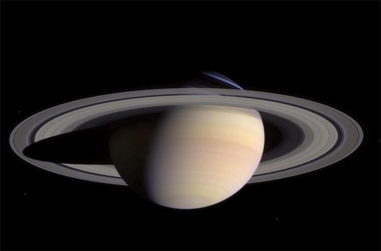 Сатурн и кольца