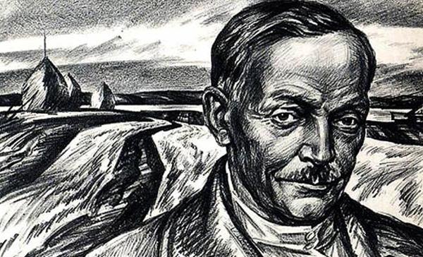 Портрет Купалы