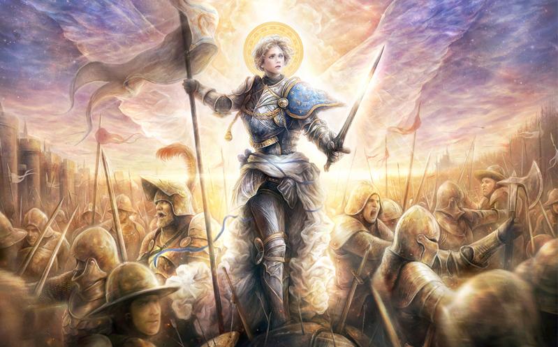 Великая Жанна Д'арк