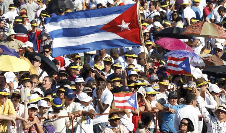 Люди Кубы