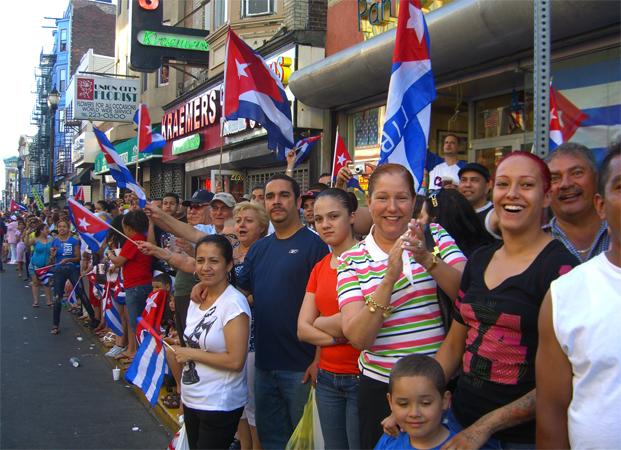 Кубинский народ