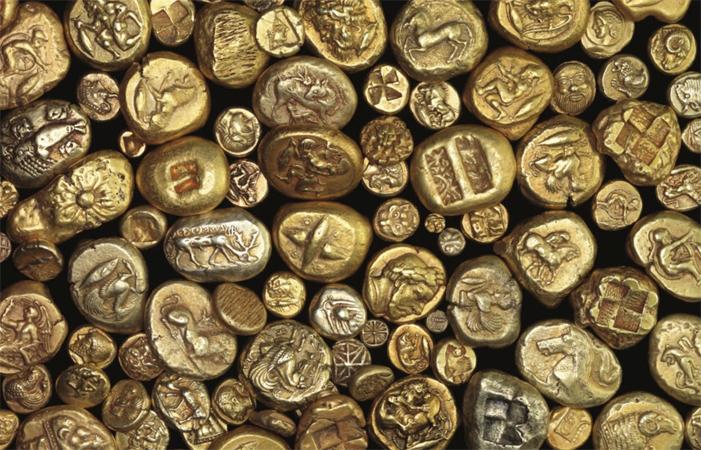 Древние деньги
