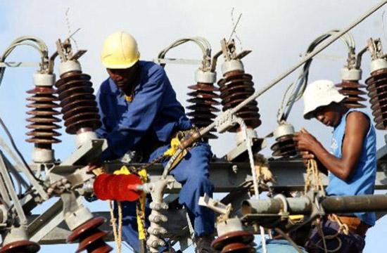 Электричество в Эфиопии