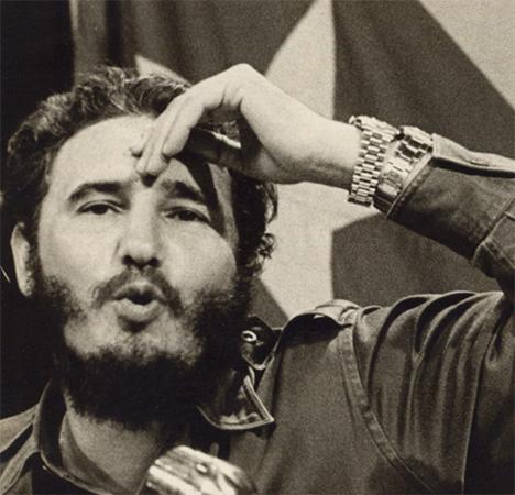 Фиделеь Кастро