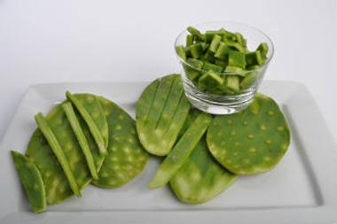 Еда из кактуса