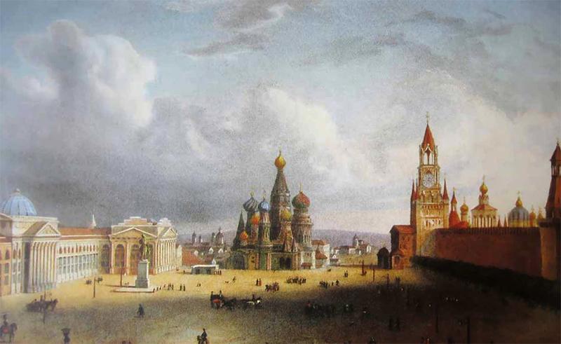 Древний Кремль