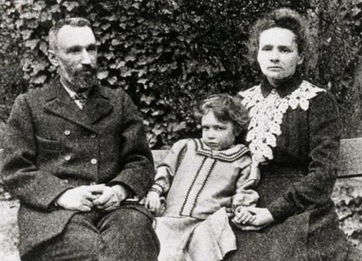 Семья Кюри