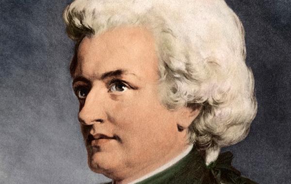 Задумчивый моцарт