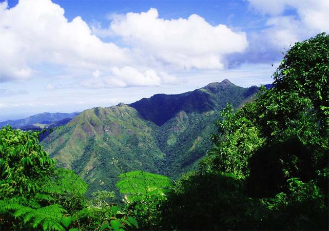 Горы Кубы