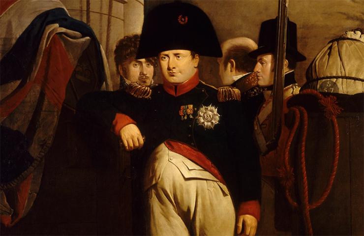 Наполеон на войне