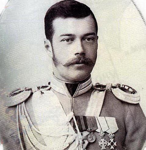 Николай 2 молодой