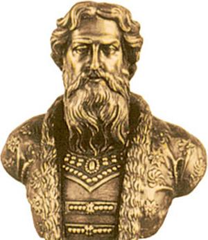 Скульптура Калиты