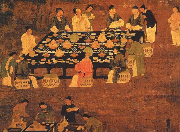 Древний китайский чай