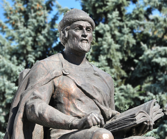 Скульптура Ярослава