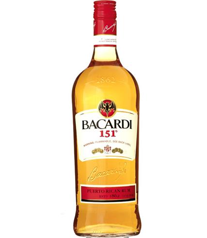 Бакарди 151