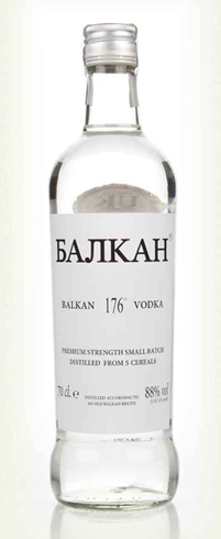 Водка Balkan