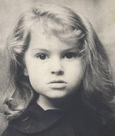 Фото в детстве