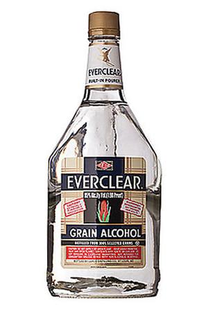 Водка Everclear Grain