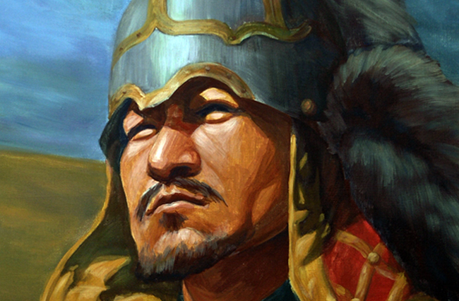Жестокий Чингисхан