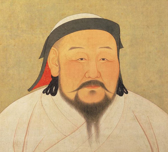 Великий Чингисхан