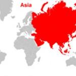 Самые большие по площади страны Азии