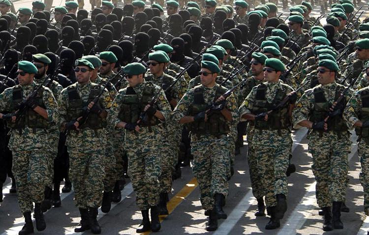 Солдаты Ирана
