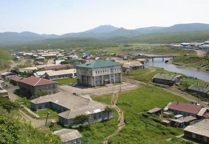 Самые маленькие города России по численности населения