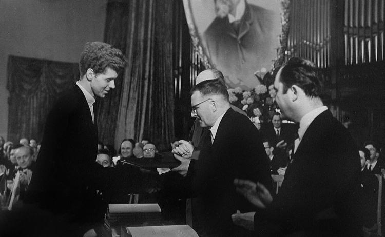 Награждение Шостаковича