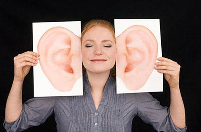 Развитие ушей