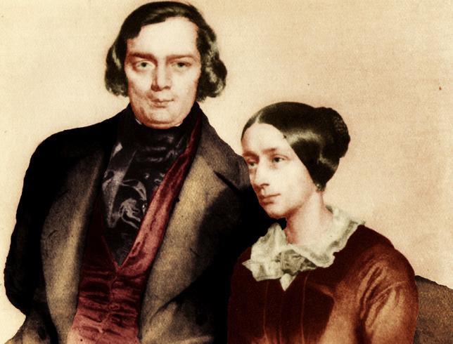 Шуман и Клара