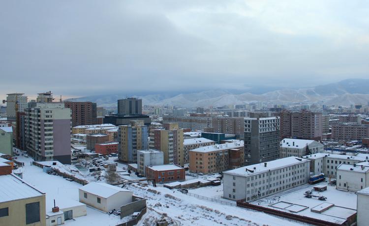 Холодная столица