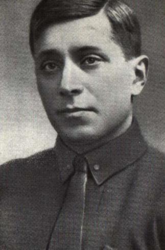 Зощенко в молодые годы