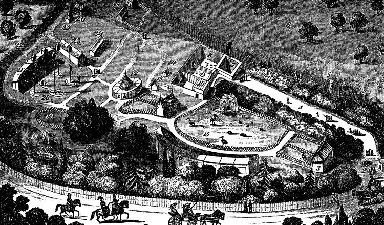 Зоопарк 1828