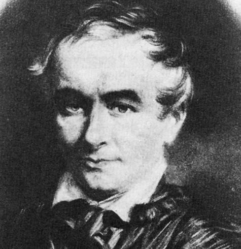 Старый портрет писателя