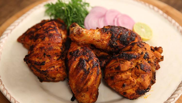 Курица «Тандури»