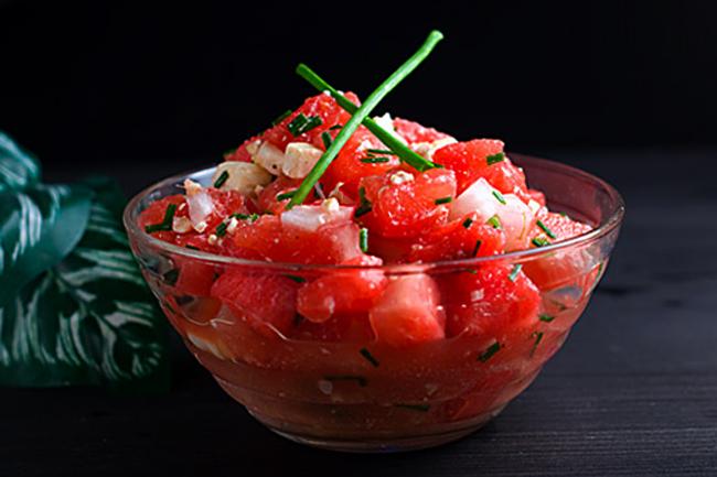 Арбуз по-мексикански