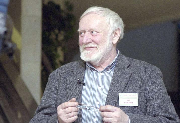 Писатель Кир Булычев