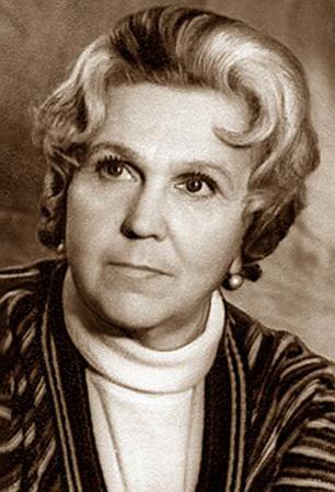 Светлана Леонидовна Собинова