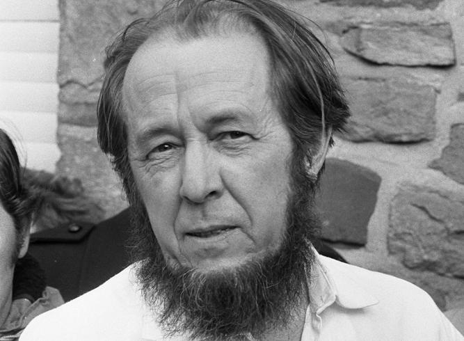Великий Солженицин