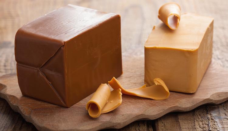 Карамельный сыр