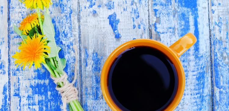 Кофе из одуванчиков