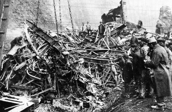 Катастрофа города Чуря