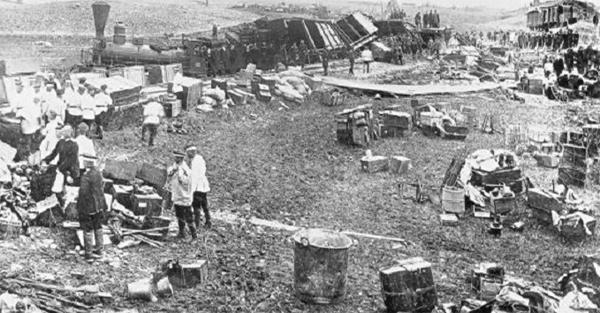 Французское крушение 1917 года