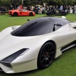 5 самых скоростных автомобилей в мире