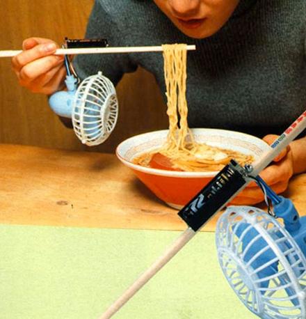 Вентилятор для столовых приборов