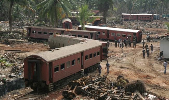 Трагедия 2004 года на Шри-Ланке
