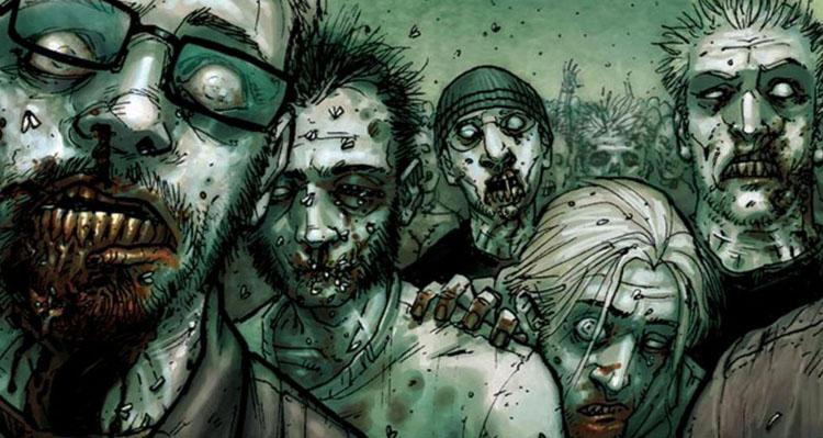 Зомби восстали
