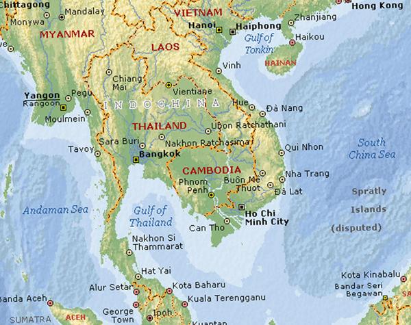 Индокитай